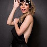 <p>A atriz <strong>Lais Pinho</strong> @lais_pinho, vestiu <strong>macacão Zinco</strong> em imagens de divulgação.</p>
